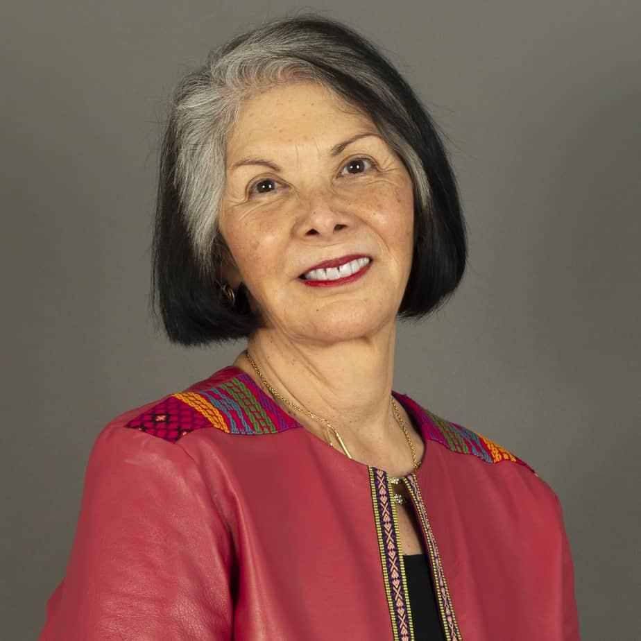Patricia Arredondo, Ed.D., NCC