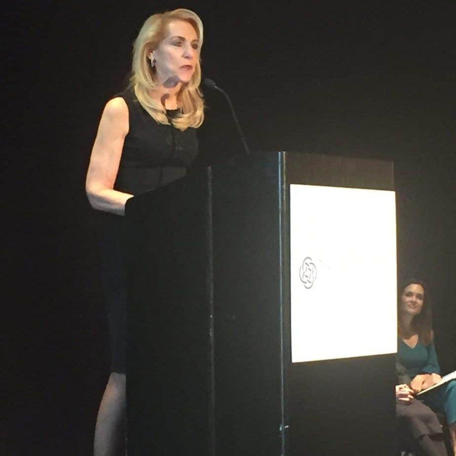 Beth Speaking
