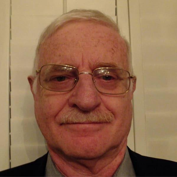 David Nussbaum headshot